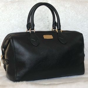 🌟NWT🌟Michael Kors Black Leather Satchel